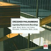Legendary Masterworks Recordings - Haydn, Mozart, Berlioz, Liszt, etc / Dresdner Philharmonie, et al