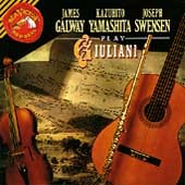 Giuliani: Duo Concertant for violin in Em; Gran Duetto Concertante Op52