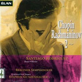 Chopin: Piano Concerto No. 2; Rachmaninov: Piano Concerto No. 2