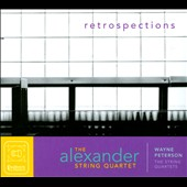 Retrospections: String Quartets of Wayne Peterson