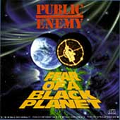 Public Enemy: Fear of a Black Planet [PA]