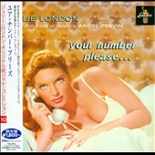 Julie London: Your Number, Please... [Slipcase]