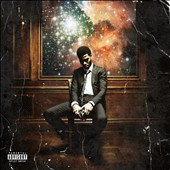 Kid Cudi: Man on the Moon II: The Legend of Mr. Rager [CD/DVD] [PA] [Digipak]