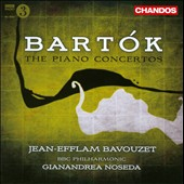 Bartok: Piano Concertos Nos. 1, 2 & 3