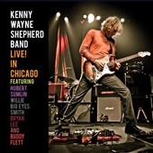 Kenny Wayne Shepherd: Live! In Chicago
