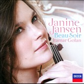 Beau Soir / violinist Janine Jansen