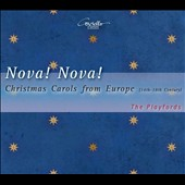 Nova Nova: Christmas Carols From Europe