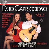 Duo Capriccioso Vol 3 / Gertrud and Michael Tröster