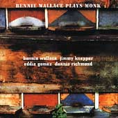 Bennie Wallace: Plays Monk