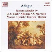 Adagio - J.S. Bach, Albinoni, Marcello, Mozart, Bruch, et al