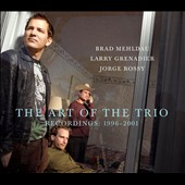 Brad Mehldau: The Art of the Trio Recordings: 1996-2001 [Box]