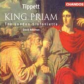 Tippett: King Priam / Atherton, London Sinfonietta