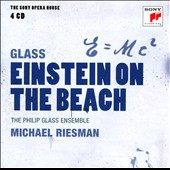 Philip Glass/Philip Glass Ensemble/Michael Riesman: Philip Glass: Einstein on the Beach