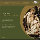 Purcell: The Fairy Queen / Carolyn Sampson, Andrew Carwood, Michael Bundy