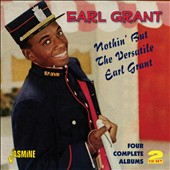 Earl Grant: Nothin' But the Versatile Earl Grant-Four