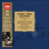 Dvorak, Greig & Schumann: Piano Concertos / Sviatoslav Richter [Limited Ed.]