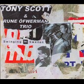 Rune Öfwerman/Tony Scott (Jazz): Swinging In Sweden [Digipak]