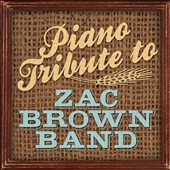 Various Artists: Piano Tribute To Zac Brown Band