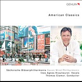 American Classics - works by Bernstein, Gershwin, Mancini et al. / Ines Agnes Krautwurst, voice