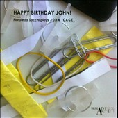 Happy Birthday John! Chamber Music with Harp by John Cage / Floraleda Sacchi, harp; John Cage, speaker