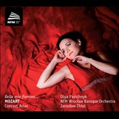 Bella mia fiamma: Mozart Concert Arias / Olga Pasichnyk, soprano