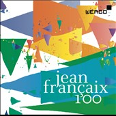 Jean Françaix 100 / Various Wergo Artists [3 CDs]