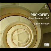 Prokofiev: Piano Sonatas Nos. 2, 4 & 7
