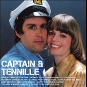 Captain & Tennille: Icon *