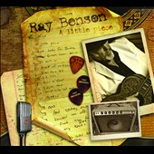 Ray Benson: A  Little Piece [Digipak] *