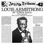 Louis Armstrong: At Town Hall