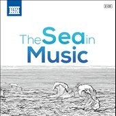 The Sea in Music - works inspired by the world's oceans / Burnside, Connolly, Kassai, Thiollier [2 CDs]