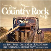 Various Artists: New Country Rock, Vol. 8