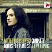 Witold Lutoslawski: Complete Works for Piano Solo