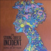 The String Cheese Incident: Song in My Head [Digipak] *