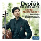 Dvorak: The Cello Works / Daniel Muller-Schott, cello; Michael Sanderling