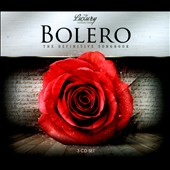 Various Artists: Bolero: The Definitive Songbook [Box]