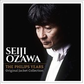 Seiji Ozawa: The Philips Years - Original Jacket Collection [50 CDs]