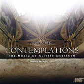Contemplations: The Music of Olivier Messiaen / Matthew McCright, piano