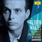Maazel: The Complete Early Recordings on Deutsche Grammophon - works by Beethoven, Schubert, Prokofiev, Britten, Mozart, Ravel et al. [Limited Edition, 18 CDs]