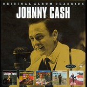 Johnny Cash: Original Album Classics