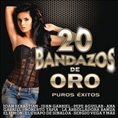 Various Artists: 20 Bandazos de Oro