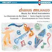 Milhaud: Music for Wind Instruments / Athena Ensemble