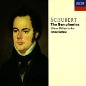 Schubert: The Symphonies, etc / Kertesz, Vienna Philharmonic