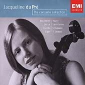 The Concerto Collection - Jacqueline du Pr&#233;