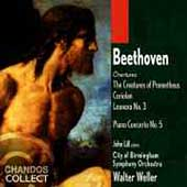 Beethoven: Overtures, Leonora no 3, etc /Lill, Weller, et al