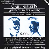 Nielsen: Complete Wind Chamber Music / Bergen Wind Quintet
