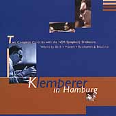 Klemperer in Hamburg - Two Complete Concerts with the NDR SO