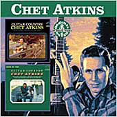 Chet Atkins: Guitar Country/More of That Guitar Country