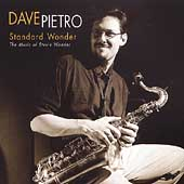 Dave Pietro: Standard Wonder: The Music of Stevie Wonder