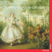 Bach, Handel, Telemann: Suites concertantes / Kuijken, etc